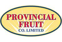 Provincial Fruit